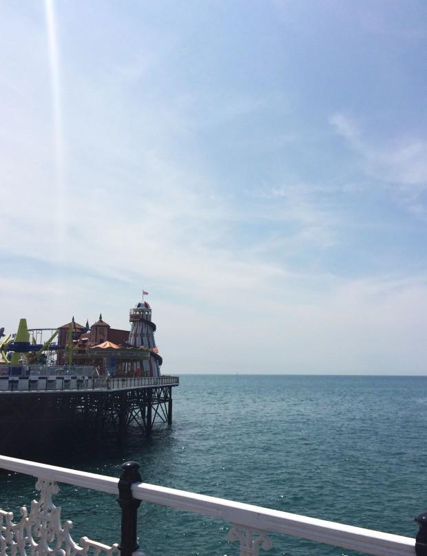 Brighton carnival pier