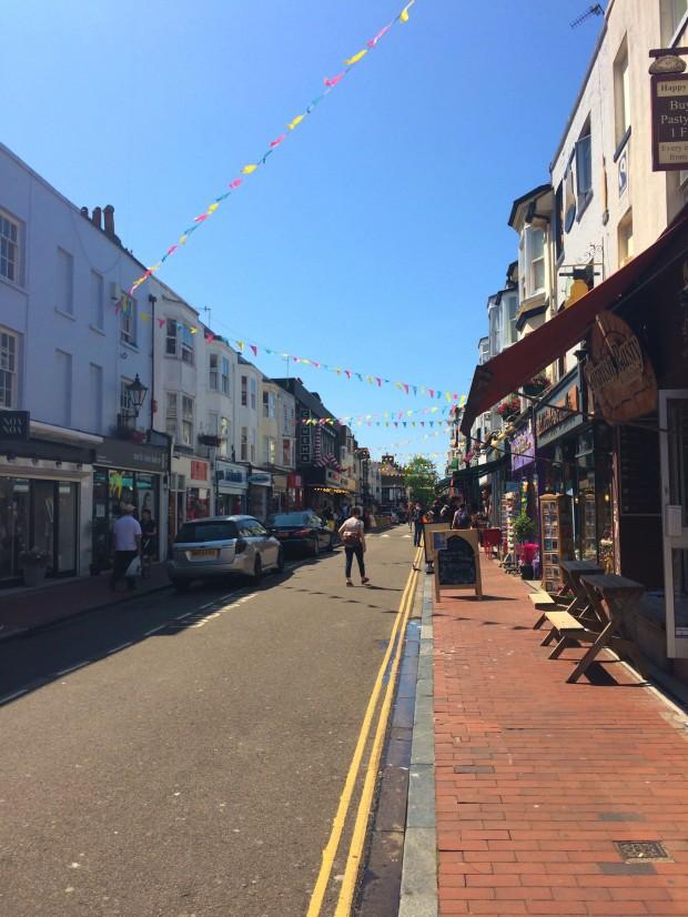 Brighton lane