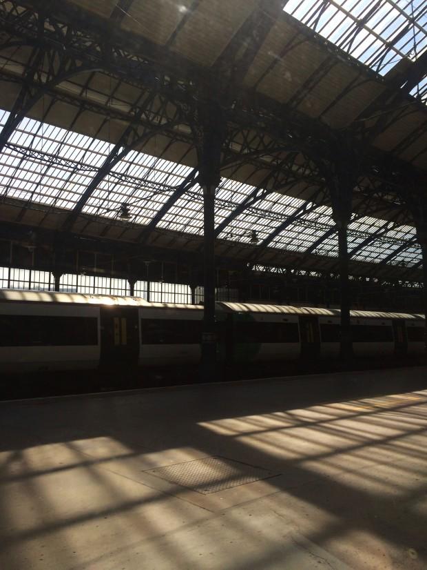 Brighton train