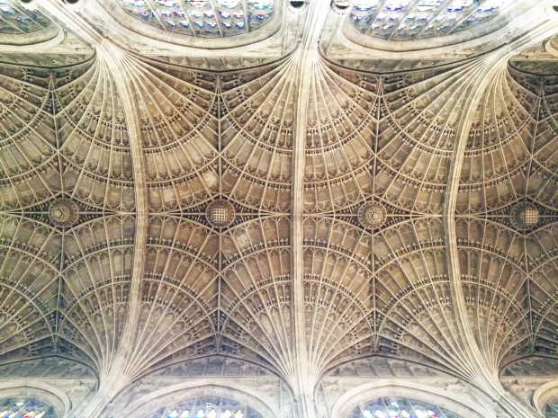 Cambridge ceiling