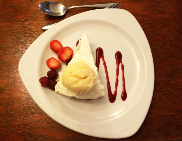 Coast dessert