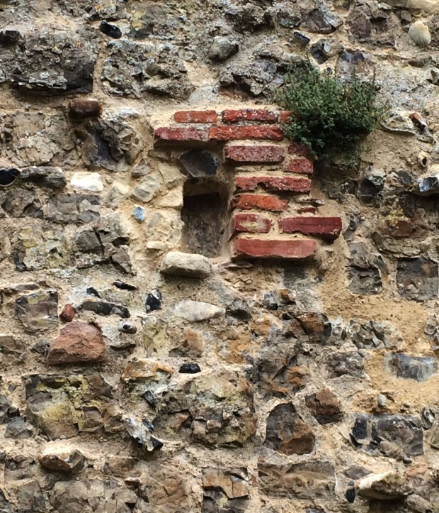 Coast Framlingham wall