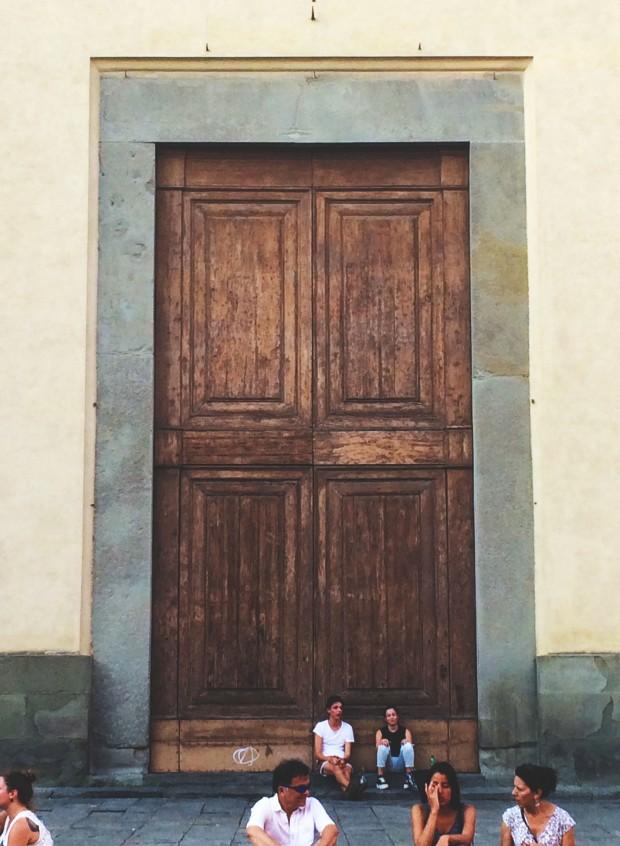 Florence big door