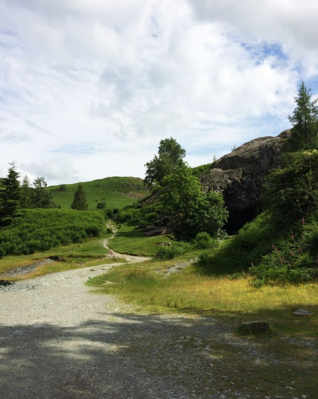 Lakes path