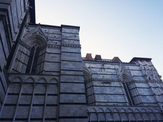 Siena Duomo detail