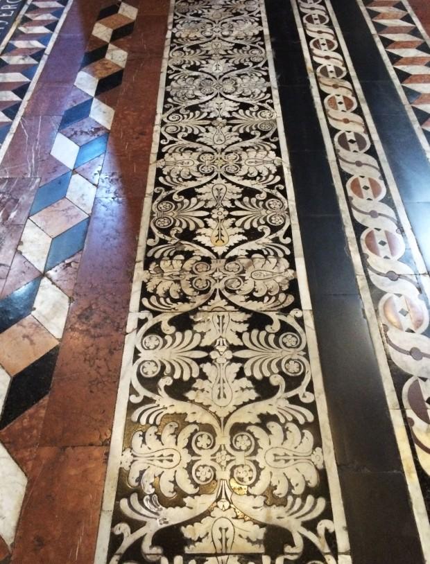 Siena duomo floor