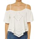 http://www.sportsgirl.com.au/clothing/tops/off-shoulder-cutwork-top-cream