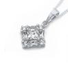 http://www.prouds.com.au/product/silver-square-cubic-zirconia-pendant?p=1702037